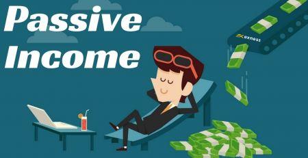 Exness Passive Income Ideas para ayudarlo a ganar dinero